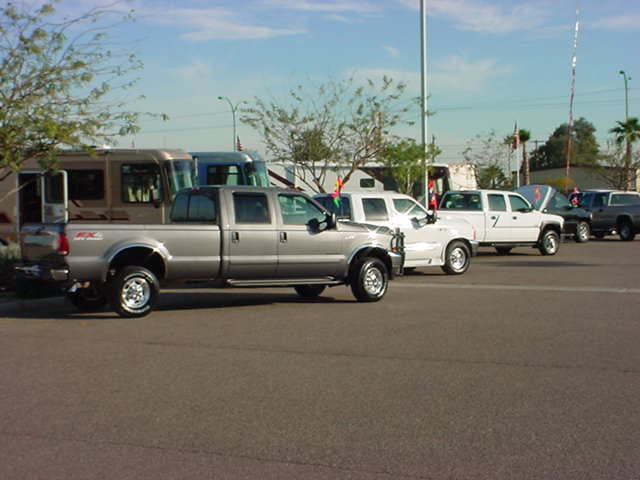 trucks for sale at Beaudry RV
