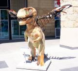 #5 Geniusaurus Rex