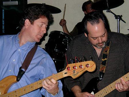 HOWARD MARTINO AND BOBBY REMINGTON