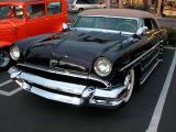 Custom hot rod 1954 Lincoln