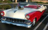 Larry Beck's fine 1956 Ford Sunliner