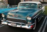 1955 Chevrolet Bel-Air, two tone