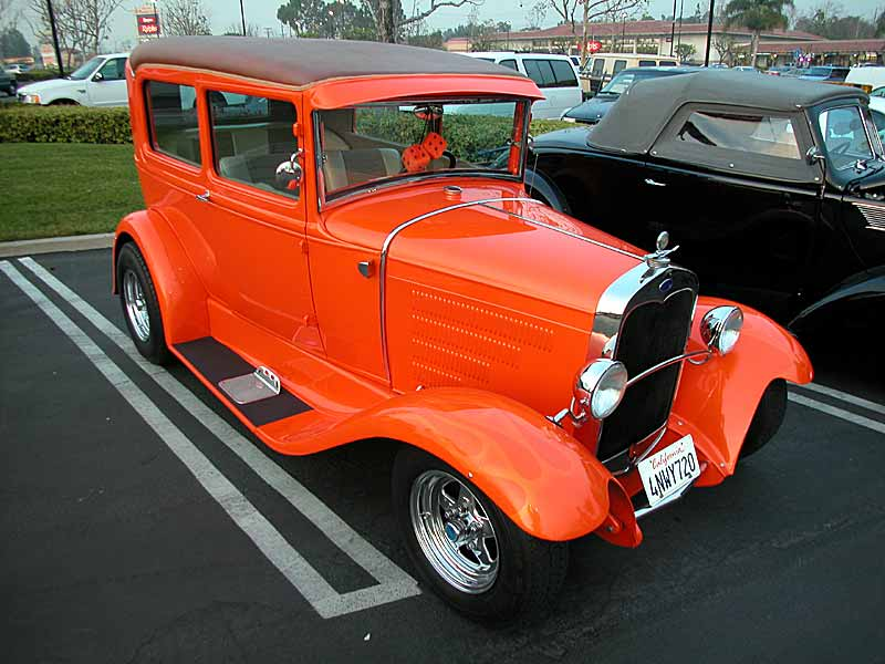 1931 Model A sedan