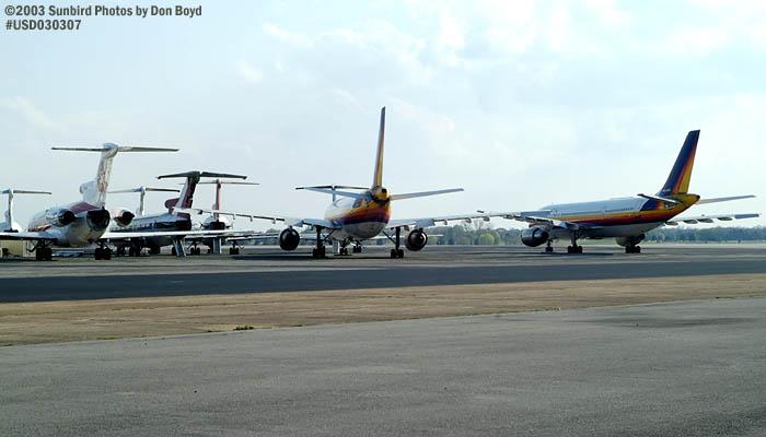 Smyrna Ramp aviation stock photo #3611