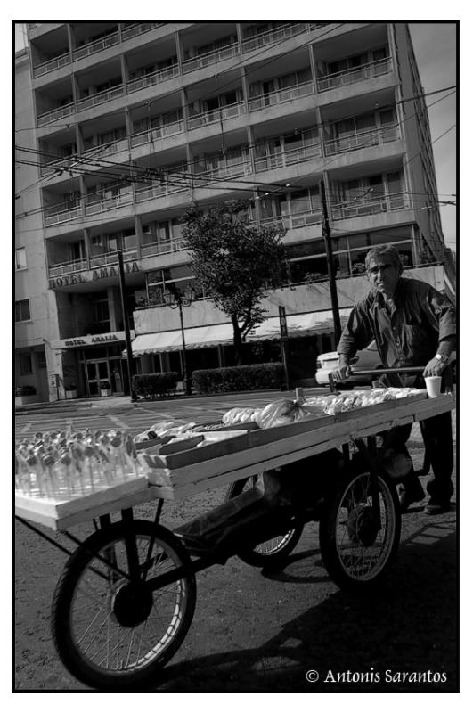 12 Mar 2005 Pistachio-seller