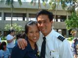 Mr. & Mrs. Aloha - Darrin (Explorers Graduate, class of 1990) & Maile