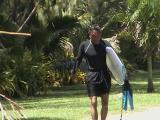 nice day surfing in rarotonga,,,