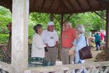 Joe Coleman, Margie Jenkins, Murray Sheffield, Bill & Inez Bode