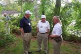 Mike Stump, Murray Sheffield, John Brown