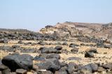 Rocky landscape between Sana'a and Shibam-Kawkaban
