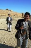 The 2 most annoying men in Yemen, Thula