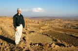 Roy in Yemen