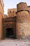 City gate of Hababa