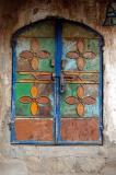 Colorful door, Hababa