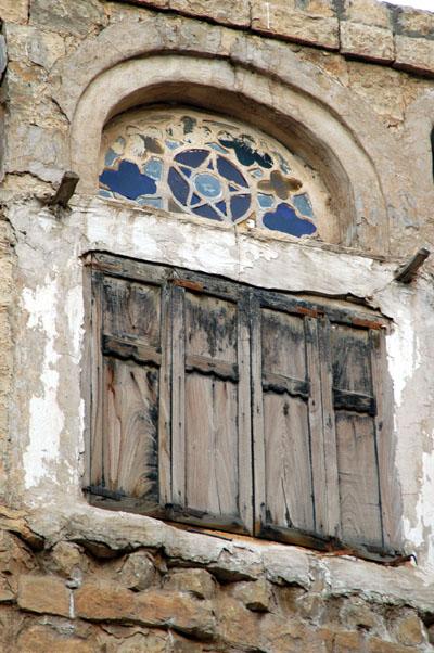 Takhrim window and shutters, Hababa
