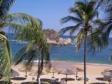 stunning view from our all inclusive-Huatulco
