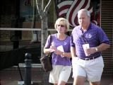 QB Jeff Ballard's Parents