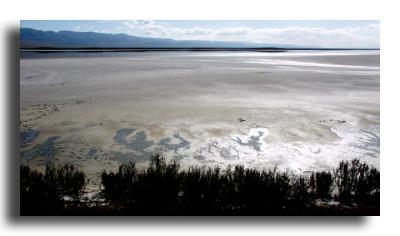 Soda Lake - Carrizo Plain