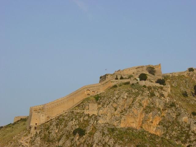 The Great Wall of... Palamidi