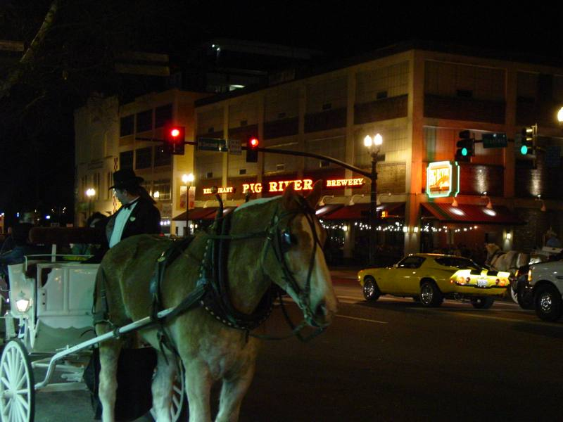 Nashville Carriage Rides