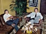 Greg Everett and Ford Dealer Casey Meyers