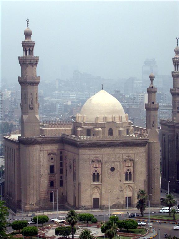 Autre mosquée et pollution du Caire