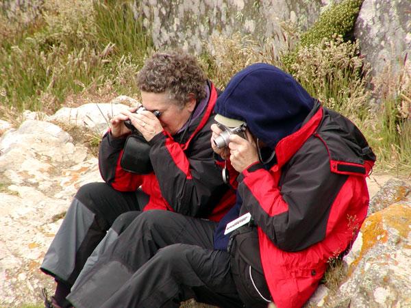 Linda & Mike at Gypsy Cove
