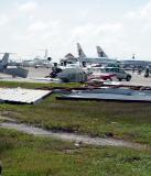Damaged Aircraft