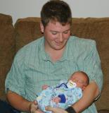 Uncle Matt with Brooks