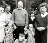 Dorothy,Marcel,Angela,Daniel,,Pascale,Roger my Father (died march 1997)