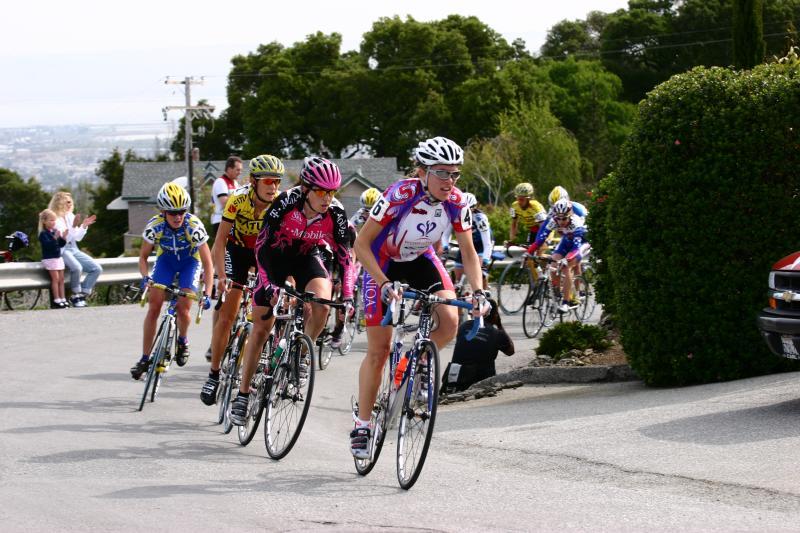 lap 3 leaders
