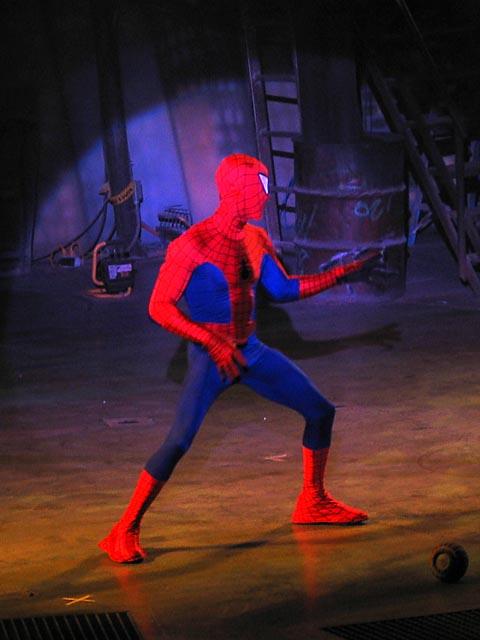 Spider-Man Rocks!