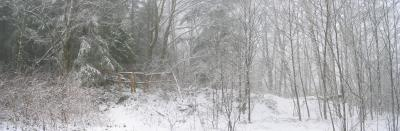 Hidden Forest Gate Panorama