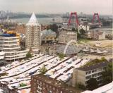 Some 'lent' pictures of Rotterdam viewed from a birds eye