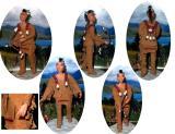 Iroquois Warrior sold
