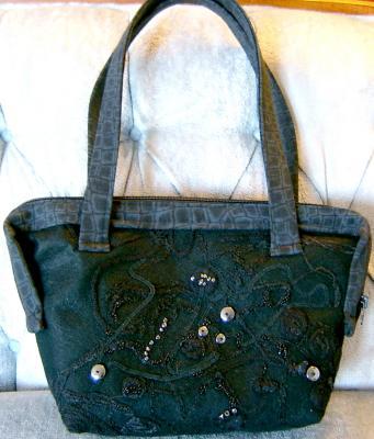 Black Bag Side I