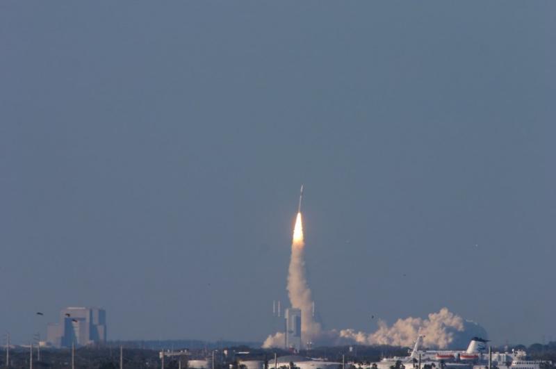 Atlas 5/Inmarsat 4 F-1