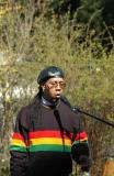 Singer in the Hauptstrasse