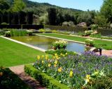 The Filoli Gardens