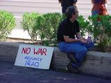 peace & support rally 03 / 23 / 2003