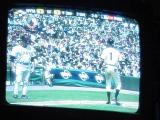 baseball on TV