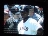 baseball on TVBarry Bonds