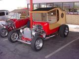 Ford 23 T Woody