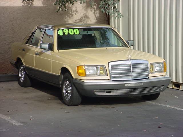 diesel Mercedes benz