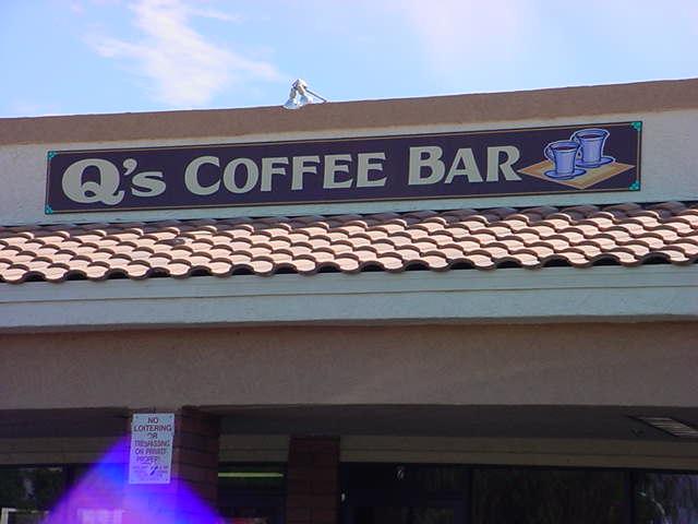 Qs Coffee Bar <br>602-863-1933