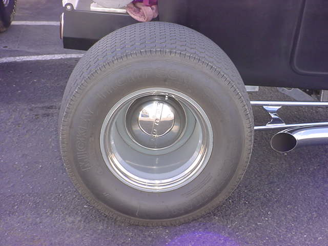 23 T Bucket wheel