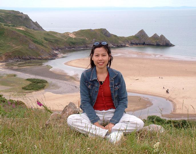 3-cliffs, Gower, Swansea