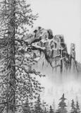 Mont-Apik   / dessin PiJoly