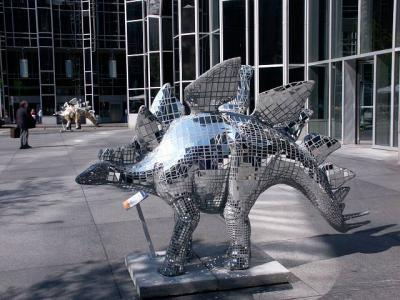 #61 Philliposaurus @ PPG Place