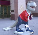#45 Fredosaurus Rex Friday XIII